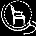 Logo Atelkier Eléonore transparent blanc