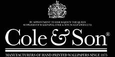 Les éditeurs papier-peint  Cole & Son